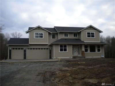 Stanwood Single Family Home For Sale: 1214 Sunday Lake Rd #01