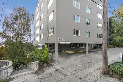 Condo/Townhouse Sold: 308 E Republican St #414