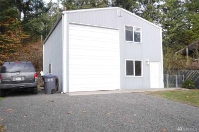 Belfair Single Family Home For Sale: 250 NE Bryan Lane