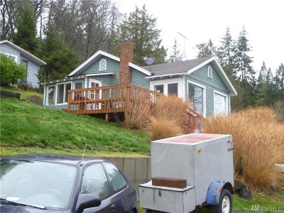 Anacortes Single Family Home For Sale: 13526 S Green S