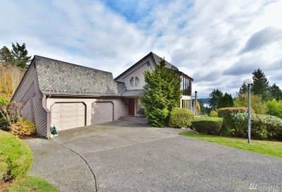 Silverdale Single Family Home Pending: 4917 NW 82nd St