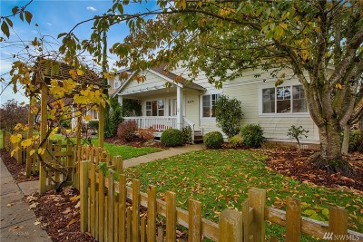 Lynden Single Family Home For Sale: 2273 Dogwood St