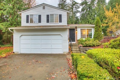 Sammamish Single Family Home For Sale: 2525 231st Ave NE