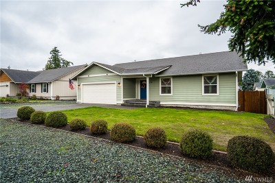 Anacortes Single Family Home For Sale: 2318 14th St
