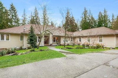 Issaquah Single Family Home For Sale: 18916 SE 64th Wy
