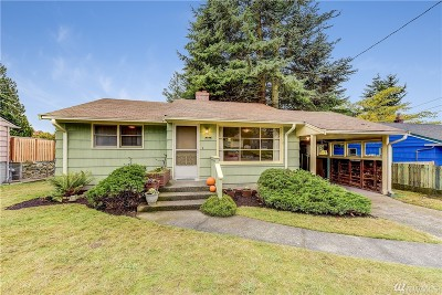 Shoreline Single Family Home For Sale: 327 NE 159th St