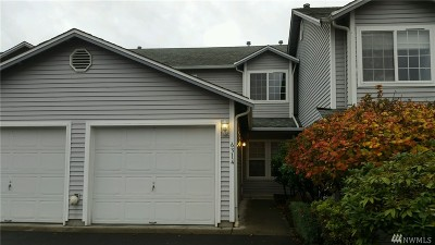 Puyallup WA Condo/Townhouse For Sale: $185,000