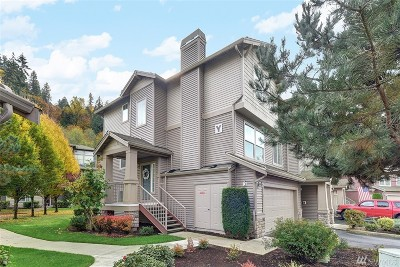 Renton Condo/Townhouse For Sale: 15325 SE 155th Place #Y-1