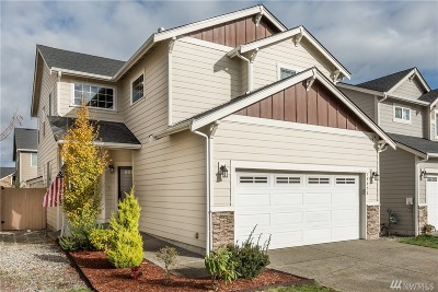 Yelm Single Family Home For Sale: 14452 99th Wy SE