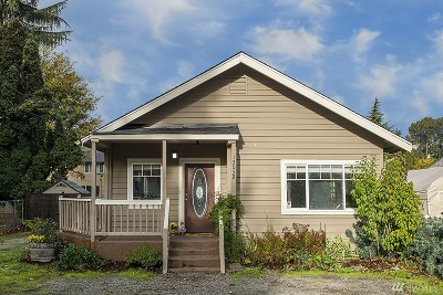 Tukwila Single Family Home For Sale: 13039 57th Ave S