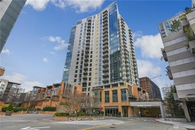 Bellevue Condo/Townhouse For Sale: 10650 NE 9th Place #1721