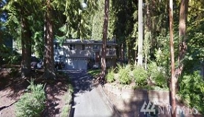 Gig Harbor Single Family Home For Sale: 8313 71st St NW