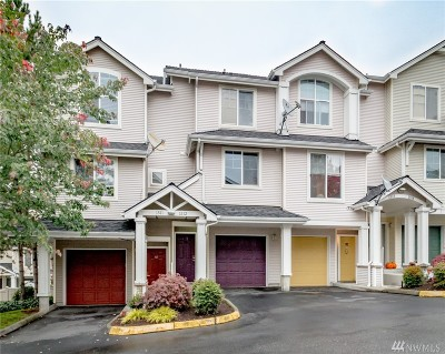 Bothell Condo/Townhouse For Sale: 16125 Juanita Woodinville Wy NE #1512