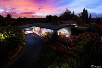 Snohomish Single Family Home For Sale: 211 15th St