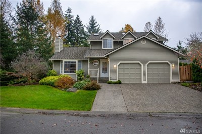 Everett Single Family Home For Sale: 3812 119th Place SE