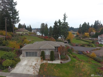 Thurston County Single Family Home For Sale: 7946 68th Ave SE