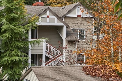 Issaquah Condo/Townhouse For Sale: 18501 SE Newport Wy #K346