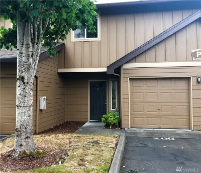 Bothell Condo/Townhouse For Sale: 18930 Bothell-Everett Hwy #P102