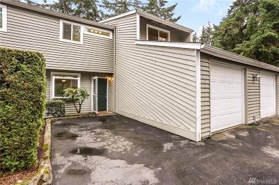 Kirkland Condo/Townhouse For Sale: 14447 124th Ave NE #17