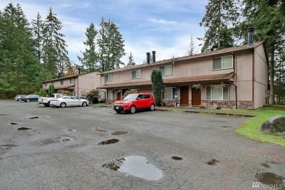 Puyallup Multi Family Home For Sale: 7410 152nd St Ct E #A-D
