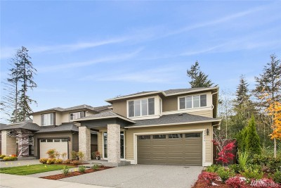 Bothell Single Family Home For Sale: 17220 39th Dr SE