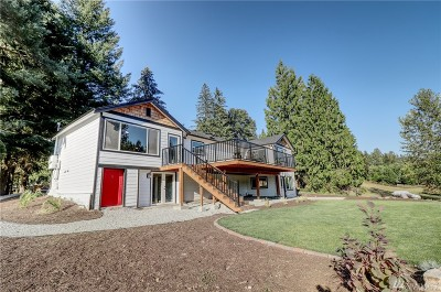 Issaquah Single Family Home For Sale: 24525 SE 156th St
