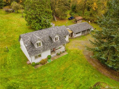 Snohomish Single Family Home For Sale: 24107 133rd Ave SE