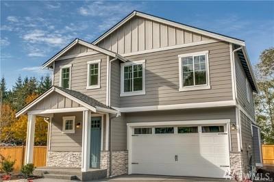 Arlington Single Family Home Contingent: 8403 207th St NE