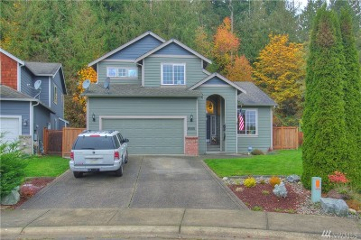 Bonney Lake Single Family Home For Sale: 10501 180th Ave E