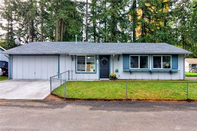 Covington Single Family Home For Sale: 26118 197th Ave SE