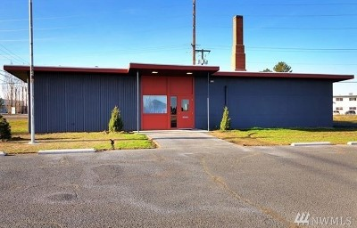 Moses Lake Commercial For Sale: 4306 Arnold Dr