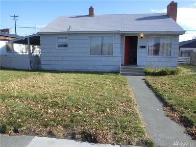 Ephrata Single Family Home For Sale: 12 E St SE