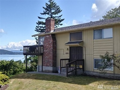 Anacortes Single Family Home Sold: 601 38th St