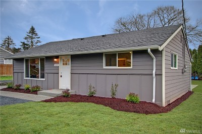 Snohomish Multi Family Home For Sale: 1007 Alice Ave