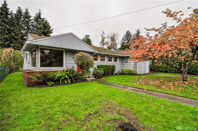 Seattle Single Family Home For Sale: 5339 S Leo St