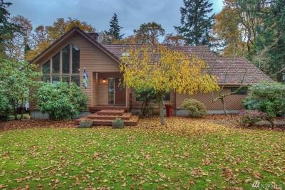 Tacoma Single Family Home For Sale: 307 144th St E