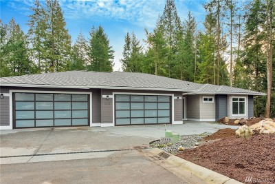 Whatcom County Single Family Home For Sale: 5445 Wood Duck Lp
