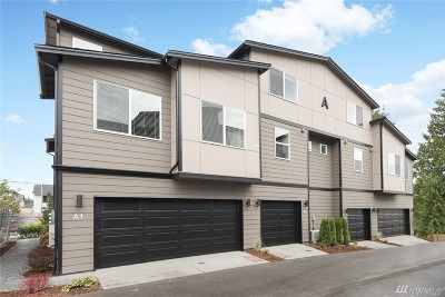 Lynnwood Single Family Home For Sale: 3230 148th St SW #E-5
