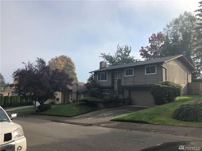 Renton Single Family Home For Sale: 13037 SE 159th Place