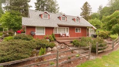 Eatonville Single Family Home For Sale: 12424 506th St E