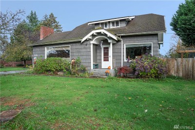 Snohomish Single Family Home For Sale: 715 Home Ave