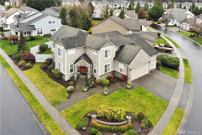 Puyallup Single Family Home For Sale: 9122 177th St Ct E