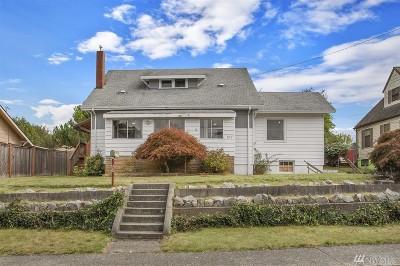 Bremerton Multi Family Home For Sale: 812 Pennsylvania Ave