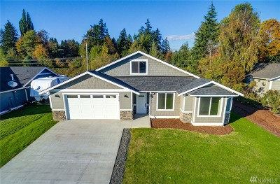 Blaine Single Family Home For Sale: 5360 Salish Rd