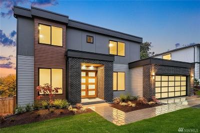 Mercer Island Single Family Home For Sale: 8208 SE 28th St