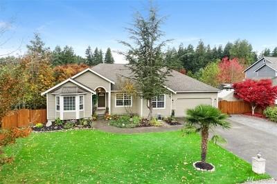 Buckley Single Family Home For Sale: 11810 261st Av Ct E