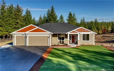 Buckley Single Family Home Contingent: 16527 270th Ave E