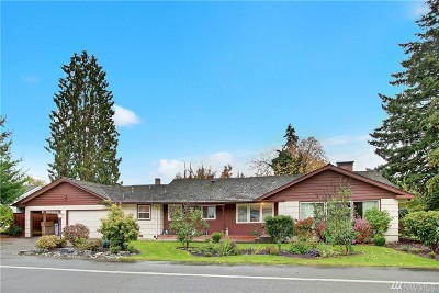 Marysville Single Family Home For Sale: 4730 84th St NE