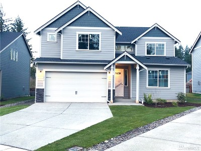 Puyallup Single Family Home For Sale: 11217 130th St Ct E
