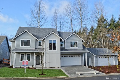 Olympia Single Family Home For Sale: 1521 Cyrene Dr NW